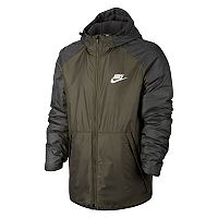 Men's Nike Fleece-Lined Jacket