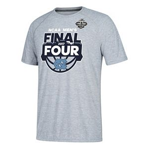 Men's North Carolina Tar Heels 2017 Men's Basketball Final Four Desert Four Tee