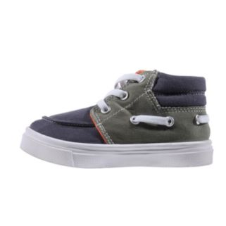 Oomphies Riley Toddler Boys' High Top Sneakers