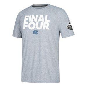Men's North Carolina Tar Heels 2017 Men's Basketball Final Four One of Four Tee