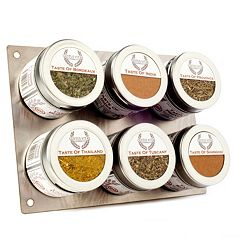 Gustus Vitae Salt-Free Gourmet Seasoning Collection Spice Set