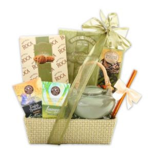 Alder Creek Springtime Ultimate Tea Gift Basket