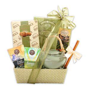 Alder Creek Springtime Ultimate Tea Gift Basket