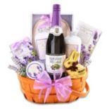 Alder Creek Relaxing Easter Lavender Gift Basket