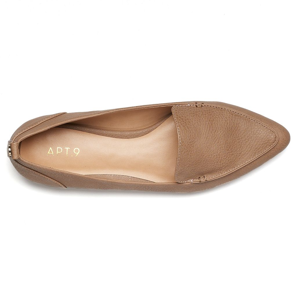 Apt. 9® Delegate Women's Moc Toe Loafers