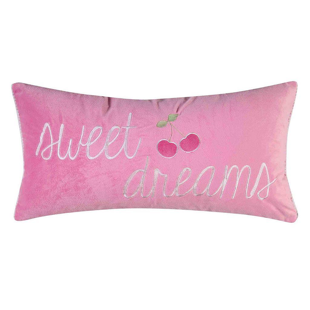 Shannon Sweet Dreams Throw Pillow