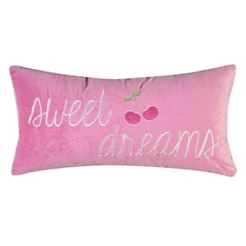 Shannon Sweet Dreams Throw Pillow