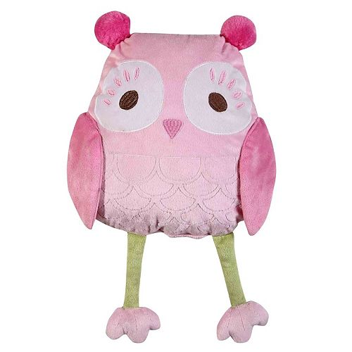 Shannon Owl Shaped Throw Pillow