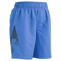 Boys 4-7 Under Armour Logo Swim Trunks
