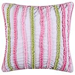 Shannon Ruched Throw Pillow