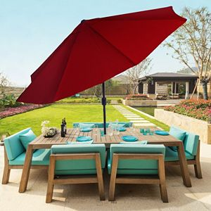 Navarro 10-ft. Outdoor Patio Umbrella