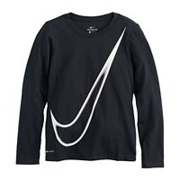 Girls 7-16 Nike Dri-FIT Swoosh Graphic Tee