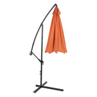 Navarro 10-ft. Outdoor Hanging Patio Umbrella