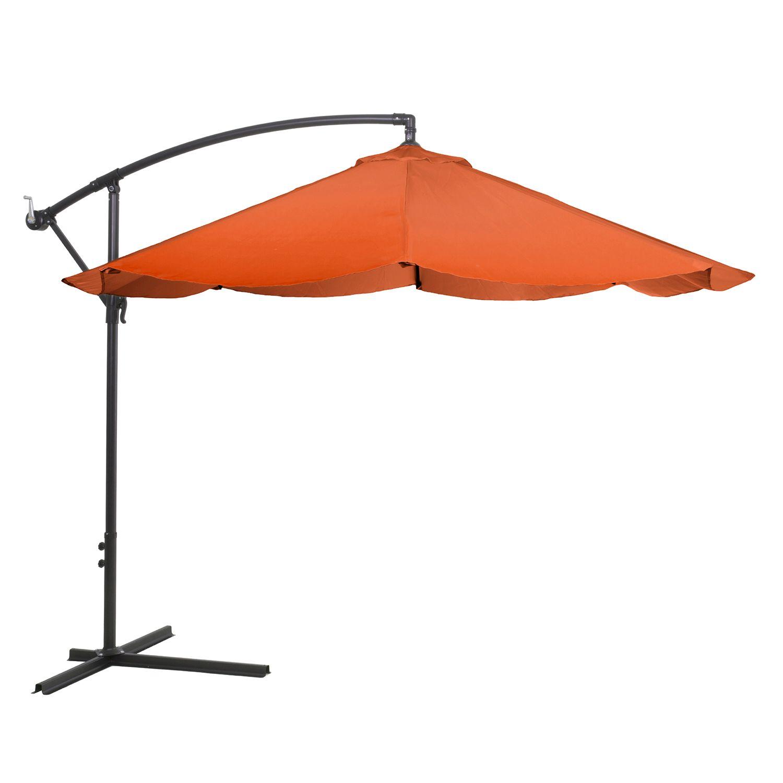 Outdoor Hanging Patio Umbrella
