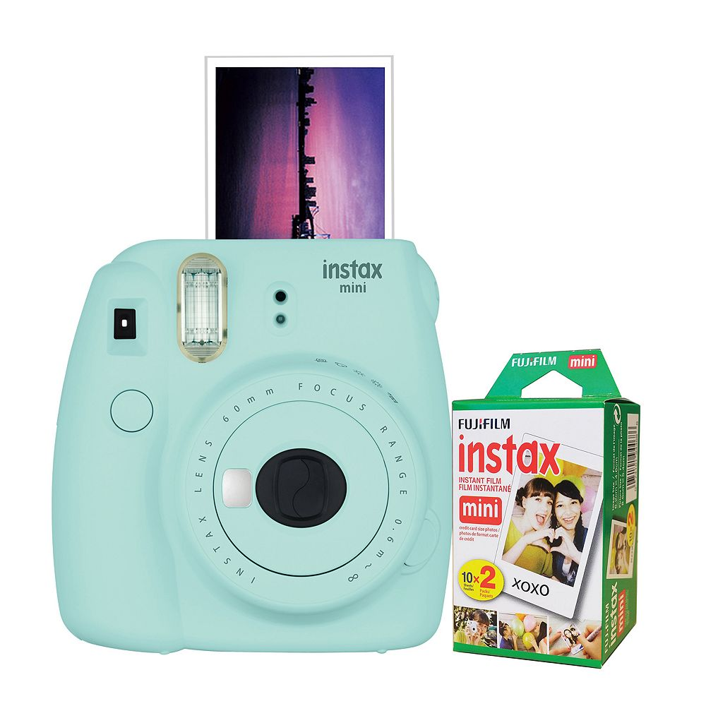 Instax Mini 9 Instant Camera Bundle
