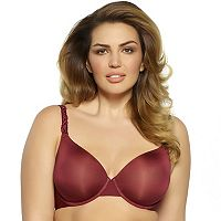 Paramour by Felina Bras: Lissa Full-Figure Plunge Contour Bra 135035