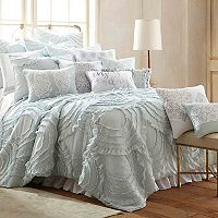 Lindsey Spa Quilt Set