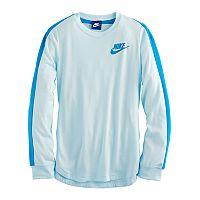 Girls 7-16 Nike Colorblock Stripe Top