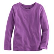 Baby Girl Jumping Beans® Long-Sleeved Tee