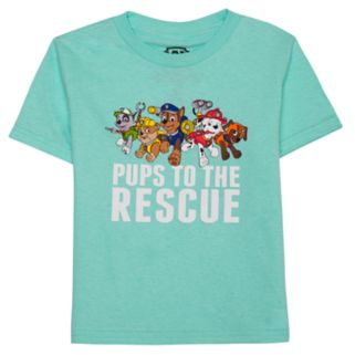 """Toddler Boy Paw Patrol """"Pups To The Rescue"""" Graphic Tee"""