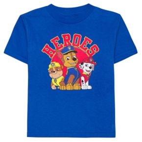 """Toddler Boy Paw Patrol """"Hero"""" Marshall, Rubble & Chase Graphic Tee"""