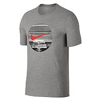 Men's Nike Upside Down Basketball Tee