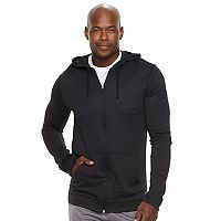 Big & Tall Tek Gear® Space-Dyed DRY TEK Performance Hoodie