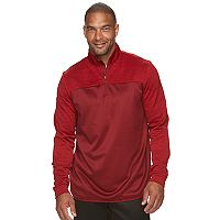Big & Tall Tek Gear® WarmTek Athletic-Fit Performance Fleece Quarter-Zip Pullover