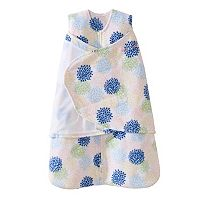 Baby Girl HALO Starbursts Fleece SleepSack Swaddle