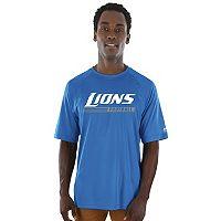 Men's Majestic Detroit Lions Fanfare Tee