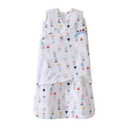 Baby HALO Triangles SleepSack Swaddle