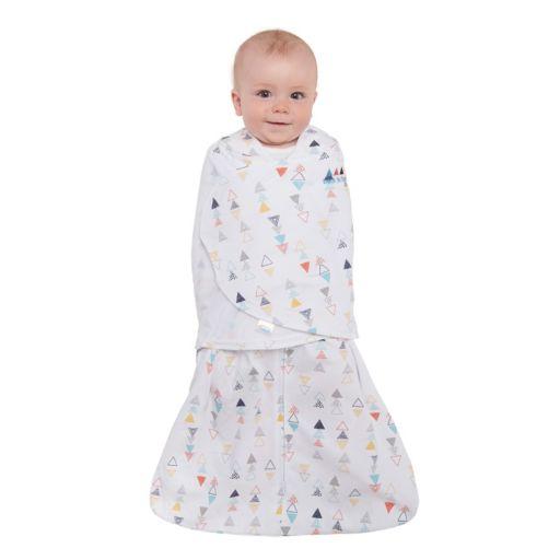 Baby HALO Triangles SleepSack Swaddle