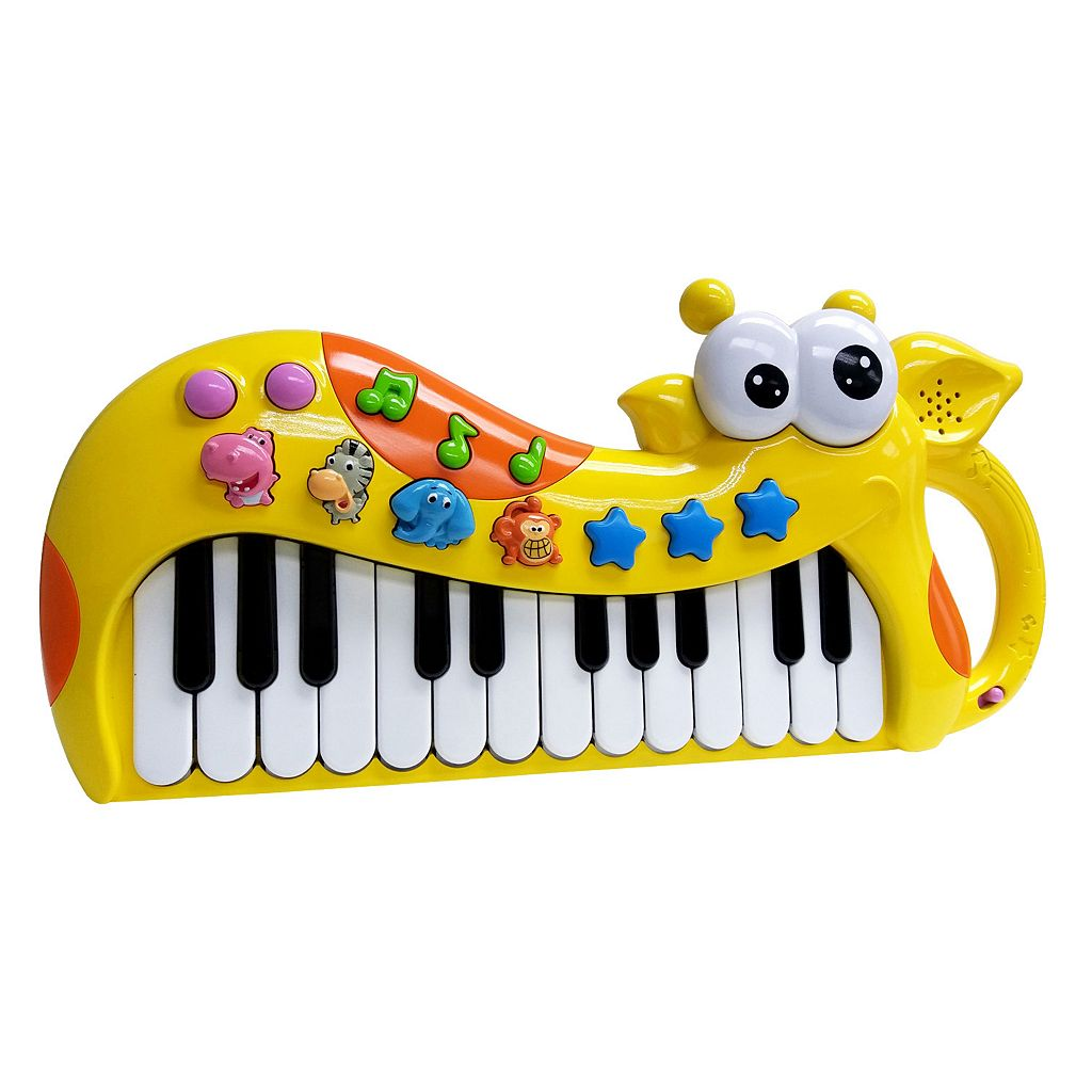 Kidz Delight My Giraffe Keyboard