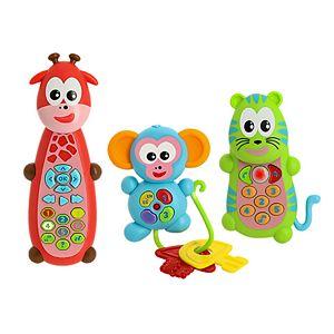 Kidz Delight My Lil Animal Trio