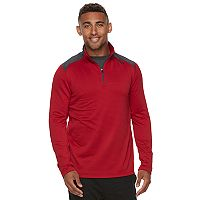 Men's FILA SPORT® Thermal Quarter-Zip Top