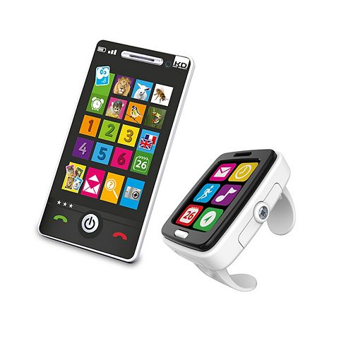 Kidz Delight Tech Too Watch & Phone Set