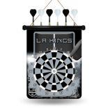 Los Angeles Kings Magnetic Dart Board
