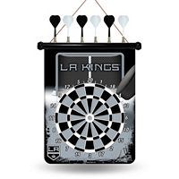 Los Angeles Kings Magnetic Dart Board
