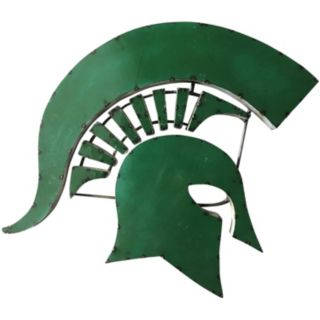 Michigan State Spartans Metal Wall Décor