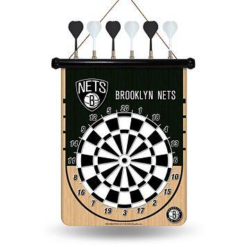 Brooklyn Nets Magnetic Dart Board