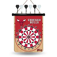 Chicago Bulls Magnetic Dart Board