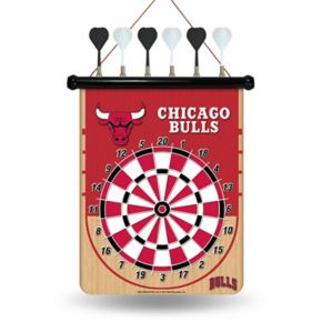 Chicago Bulls Magnetic Dart Board