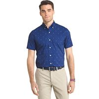 Men's IZOD Advantage Classic-Fit Stretch Performance Button-Down Shirt