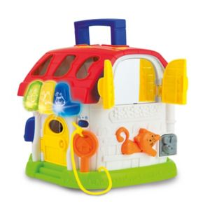 Winfun Sort 'N Learn Activity House