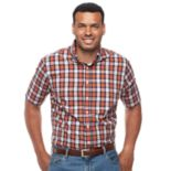 Big & Tall Croft & Barrow® True Comfort Regular-Fit Stretch Button-Down Shirt