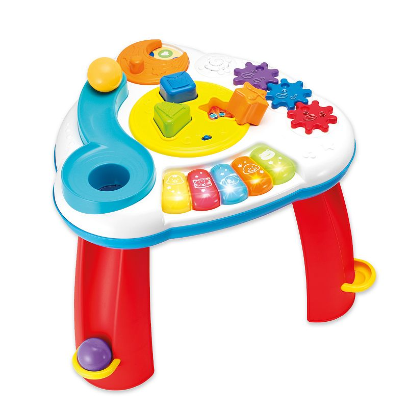 Winfun Balls 'N Shapes Musical Table. Multicolor