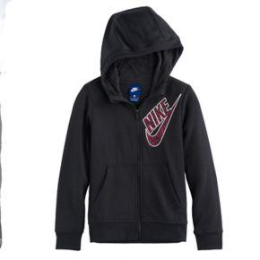 Girls 7-16 Nike Zip-Up Hoodie