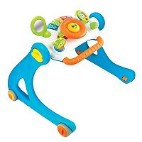 Winfun 5-in-1 Driver Play Gym & Walker