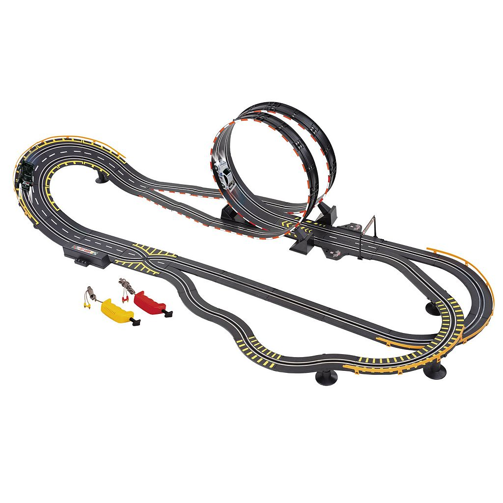 GB Pacific Extreme Drive Battery-Operated Road Racing Set