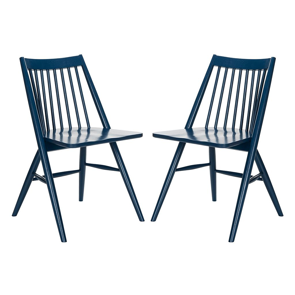 Safavieh Wren Spindle Dining Chair 2-piece Set